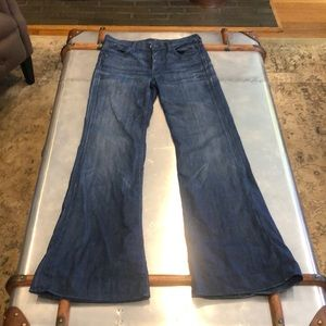 7For All Mankind Ginger Jeans